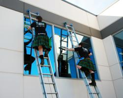 Men In Kilts Window Cleaning Edmonton